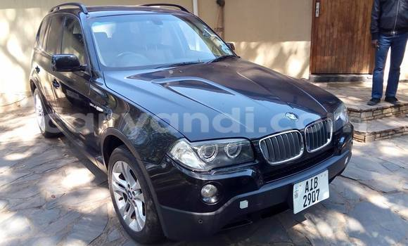 Buy Used BMW X3 Black Car in Lusaka in Zambia