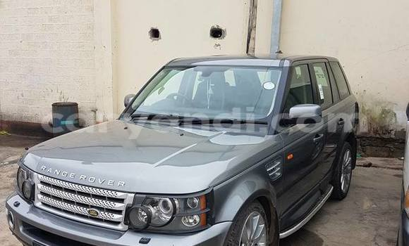 Buy Used Land Rover Range Rover Silver Car in Lusaka in Zambia