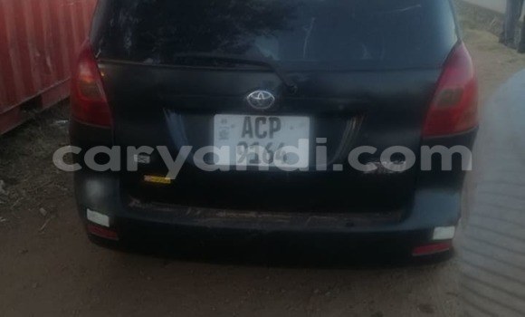Buy Used Toyota Spacio Black Car in Lusaka in Zambia