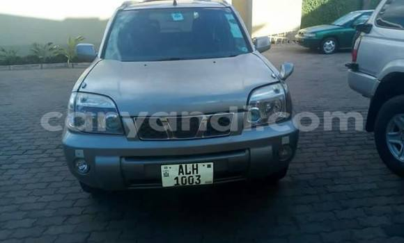 Buy Used Nissan X–Trail Silver Car in Lusaka in Zambia