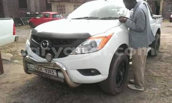 Buy Used Mazda B–series White Car in Lusaka in Zambia