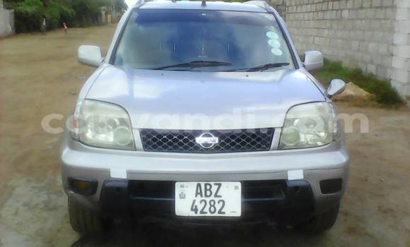 Buy Used Nissan X-Trail Silver Car in Lusaka in Zambia