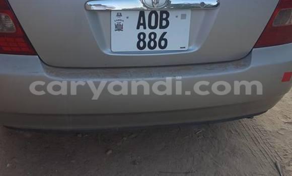 Buy Used Toyota Corolla Silver Car in Lusaka in Zambia