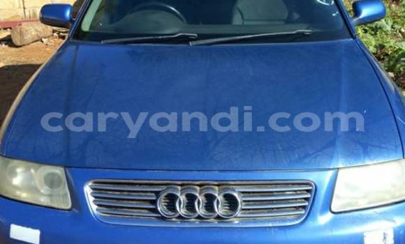 Buy Used Audi A3 Blue Car in Lusaka in Zambia