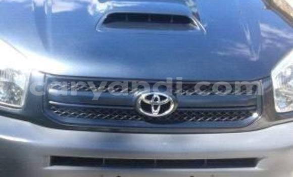 Buy Used Toyota RAV4 Black Car in Lusaka in Zambia