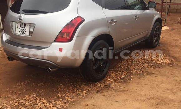 Buy Used Nissan Murano Silver Car in Lusaka in Zambia