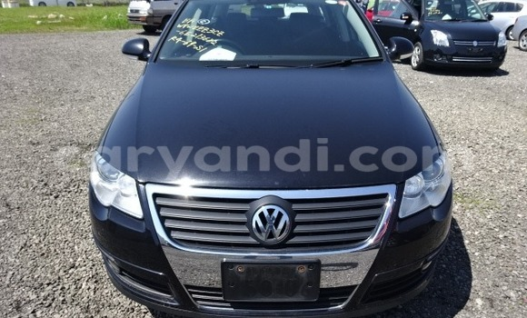 Buy Used Volkswagen Passat Black Car in Ndola in Zambia