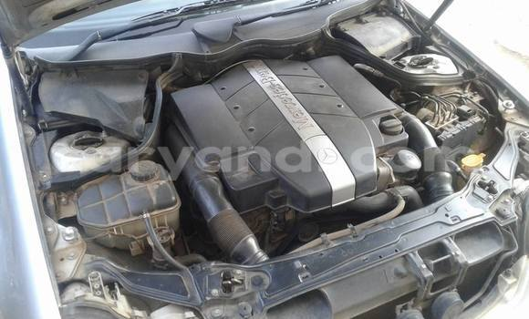 Buy Used Mercedes–Benz C–Class Silver Car in Lusaka in Zambia