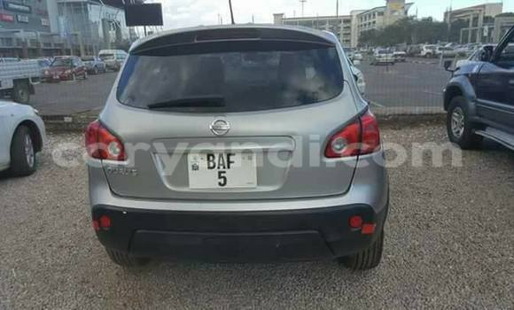 Buy Used Nissan Qashqai Silver Car in Lusaka in Zambia