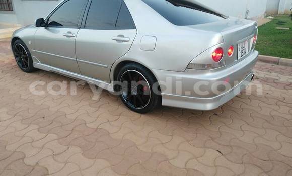 Buy Used Toyota Altezza Silver Car in Lusaka in Zambia