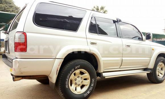 Buy Used Toyota Surf Silver Car in Lusaka in Zambia