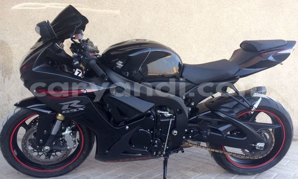 Buy Used Suzuki GSX–R Blue Bike in Lusaka in Zambia