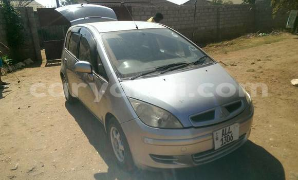 Buy Used Mitsubishi Colt Silver Car in Lusaka in Zambia