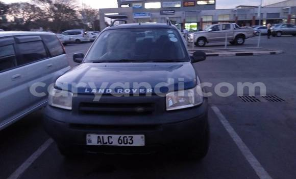 Buy Used Land Rover Freelander Black Car in Lusaka in Zambia