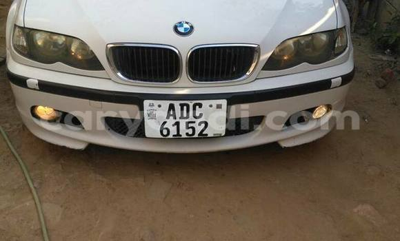 Buy Used BMW 3–Series White Car in Lusaka in Zambia