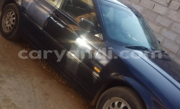 Buy Used BMW 3-Series Black Car in Lusaka in Zambia