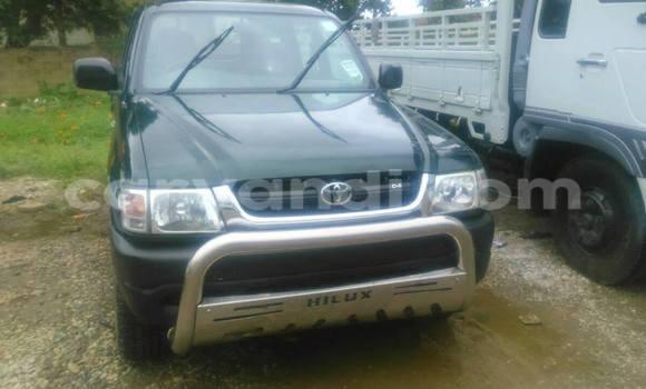 Acheter Occasion Voiture Toyota Hilux à Chingola au Zambia
