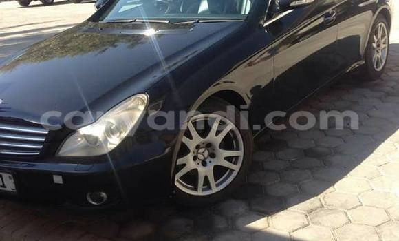 Buy Used Mercedes-Benz CLS-Class Black Car in Lusaka in Zambia