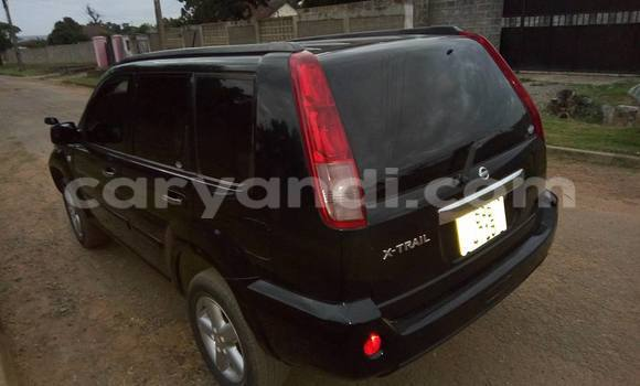 Buy Used Nissan X-Trail Black Car in Lusaka in Zambia