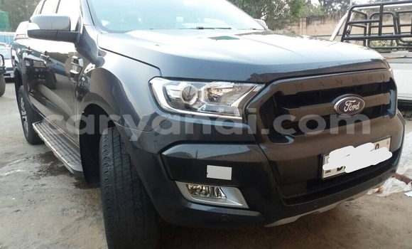 Buy Used Ford Ranger Black Car in Lusaka in Zambia
