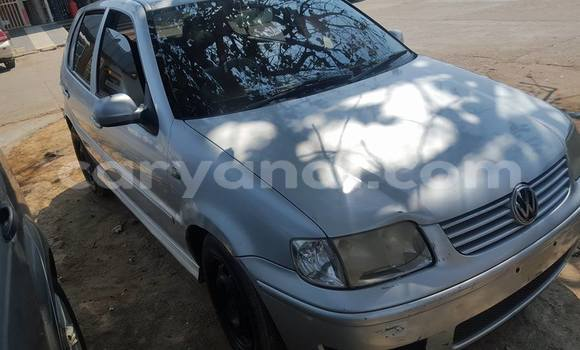 Buy Used Volkswagen Polo Silver Car in Lusaka in Zambia