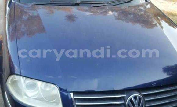 Buy Used Volkswagen Passat Blue Car in Lusaka in Zambia