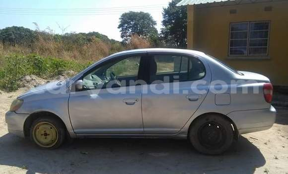 Buy Used Toyota Platz Silver Car in Luanshya in Zambia