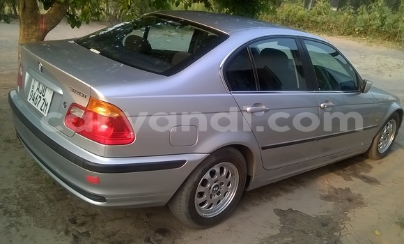 Buy Used BMW 3-Series Silver Car in Livingstone in Zambia