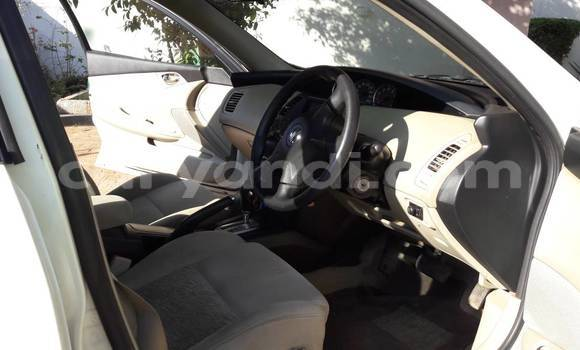 Buy Used Nissan Primera White Car in Lusaka in Zambia