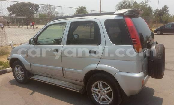Buy Used Toyota Cami Silver Car in Lusaka in Zambia