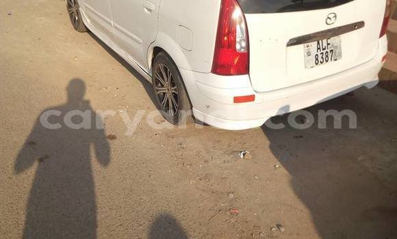 Buy Used Mazda Premacy White Car in Lusaka in Zambia