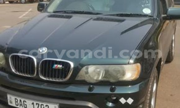 Buy Used BMW X5 Black Car in Lusaka in Zambia