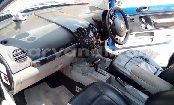 Buy Used Volkswagen Beetle Blue Car in Lusaka in Zambia