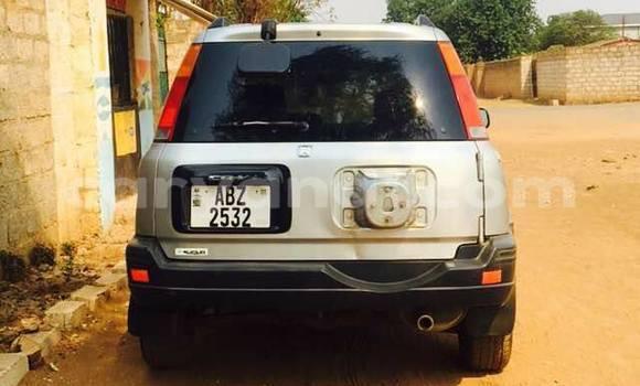 Buy Used Honda CR–V Silver Car in Lusaka in Zambia