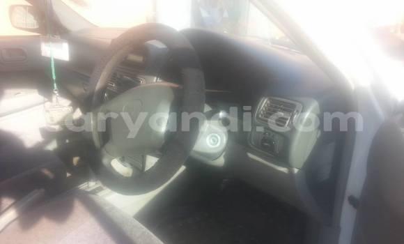 Buy Used Toyota Corolla White Car in Lusaka in Zambia