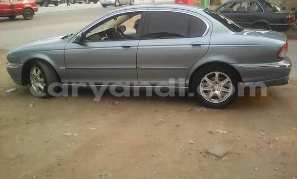 Buy Used Jaguar X–Type Silver Car in Lusaka in Zambia