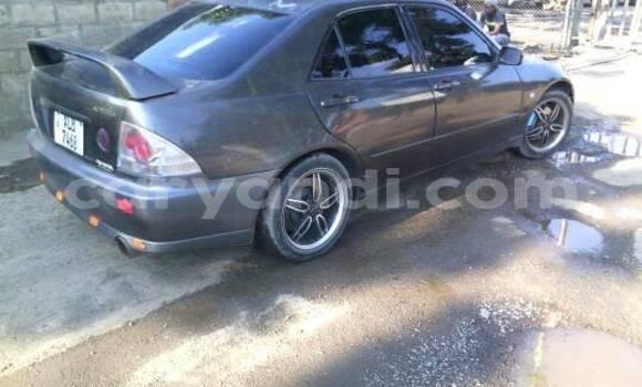 Buy Used Toyota Altezza Black Car in Lusaka in Zambia