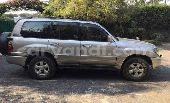 Buy Used Toyota Land Cruiser Silver Car in Ndola in Zambia