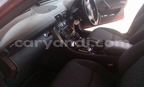 Buy Used Mercedes‒Benz C–Class Red Car in Lusaka in Zambia
