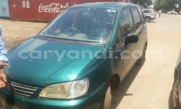 Buy Used Toyota Spacio Green Car in Lusaka in Zambia