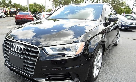 Buy Used Audi A3 Black Car in Lusaka in Zambia