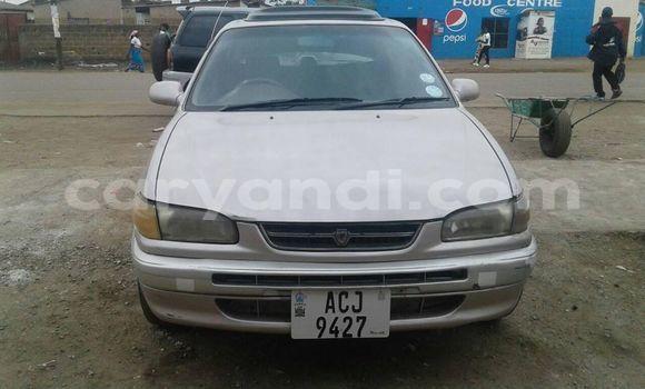 Buy Used Toyota Corolla Other Car in Lusaka in Zambia