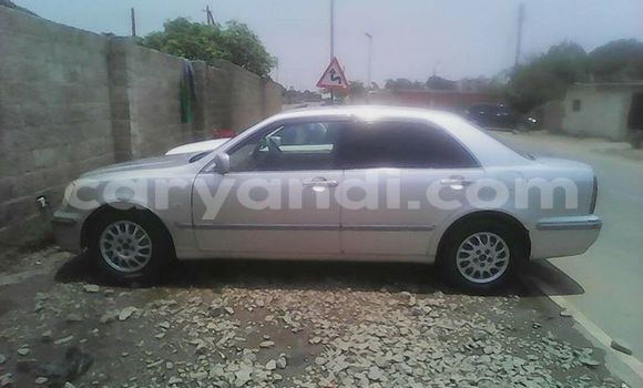 Buy Used Toyota Progress Silver Car in Lusaka in Zambia