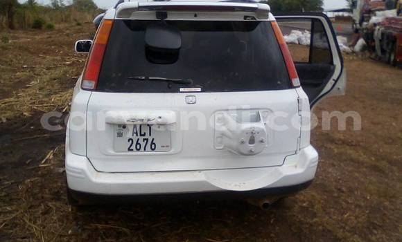 Buy Used Honda CR-V White Car in Lusaka in Zambia