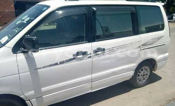 Buy Used Toyota Noah White Car in Lusaka in Zambia