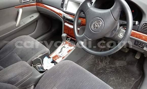 Tenga Tsaru Toyota Allion Chena Mota in Lusaka in Zambia
