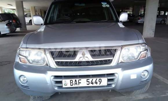 Buy Used Mitsubishi SHOGUN PININ Silver Car in Lusaka in Zambia