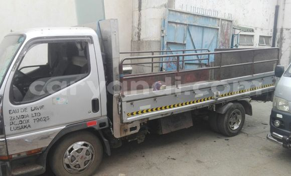 Buy Used Mitsubishi L400 Silver Truck in Lusaka in Zambia