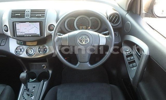 Buy Used Toyota 4Runner Black Car in Lusaka in Zambia