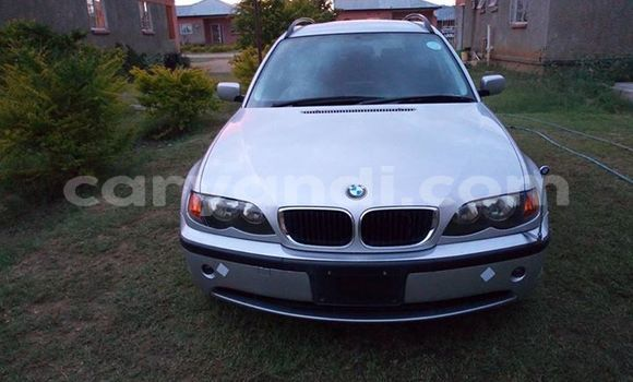 Buy Used BMW 3-Series Silver Car in Chipata in Zambia
